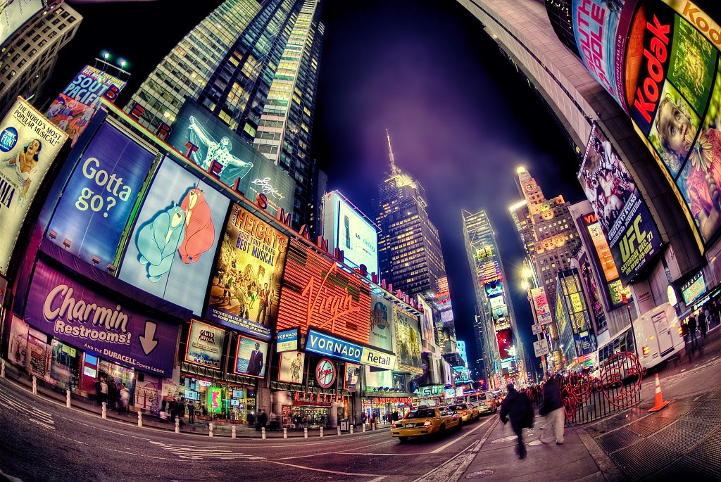 Times Square #03