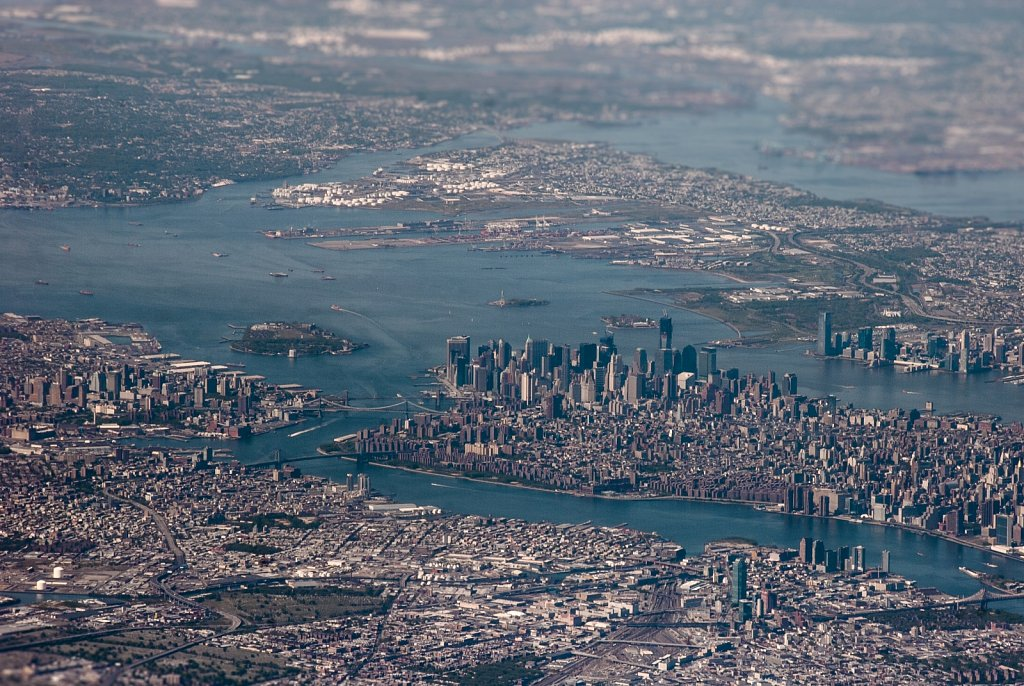 New York City Aerial #06