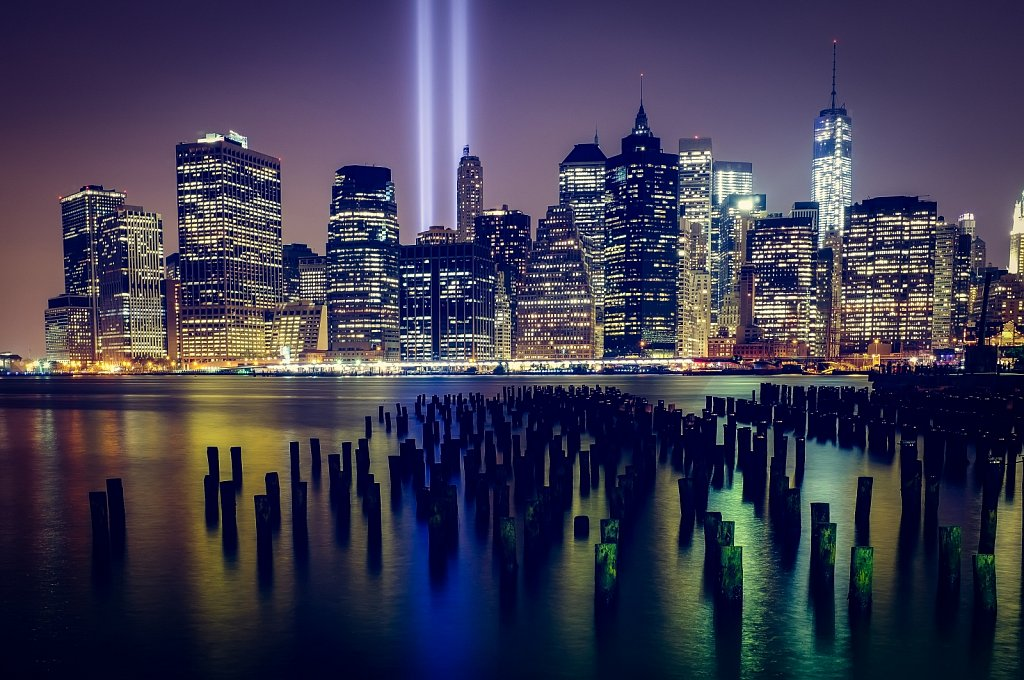 Tribute in Light #01